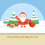 Holiday illustrat Stock Photos