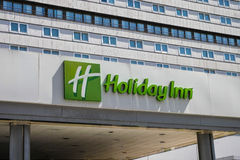 Holiday Inn Foto de archivo libre de regalías