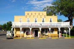 Holiday Inn Cody alla Buffalo Bill Village Immagini Stock Libere da Diritti