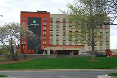 Holiday Inn - Grand Rapids, Michigan royalty-vrije stock afbeeldingen