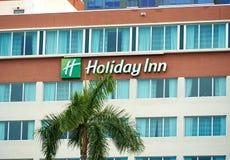 Holiday Inn hotel obrazy royalty free