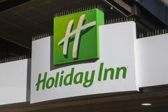 Holiday Inn imagem de stock royalty free