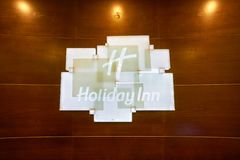 Holiday Inn imagens de stock royalty free