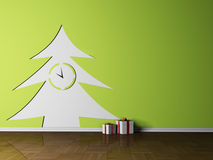 Holiday interior Stock Photos