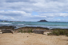 Holiday Island Royalty Free Stock Photography