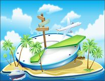 Holiday On The Islands Stock Image