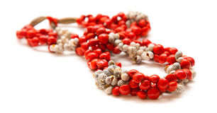 Holiday jewelry Stock Image