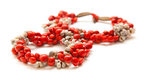 Holiday jewelry Stock Images