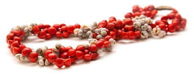 Holiday jewelry Stock Photography