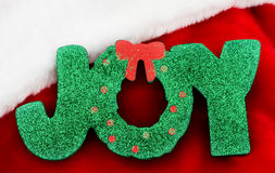 Holiday Joy Stock Photo
