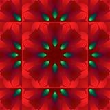 Holiday Kaleidoscope Stock Image