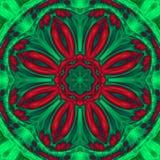 Holiday Kaleidoscope Royalty Free Stock Images