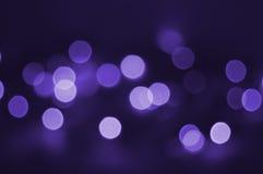 holiday light violet Στοκ εικόνες με δικαίωμα ελεύθερης χρήσης