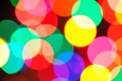 Holiday lighting Royalty Free Stock Image