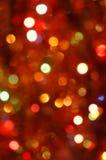 Holiday lights Stock Image