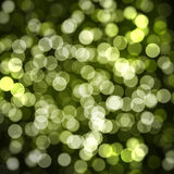 Holiday lights. New Year festive background. Royalty Free Stock Photo