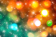 Holiday ligths Royalty Free Stock Photo