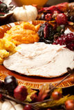 Holiday Meal Royalty Free Stock Image