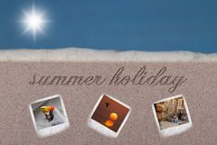 Holiday Memories Stock Images