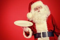 Holiday menu Stock Photos