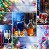 Holiday mix Stock Photography