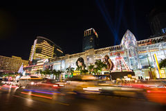 Holiday night Bangkok Royalty Free Stock Photos