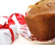 Holiday Nut Loaf Royalty Free Stock Photos