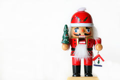 Holiday Nutcracker Stock Photo