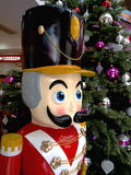 Holiday nutcracker Stock Images