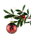 Holiday Ornament Stock Photography