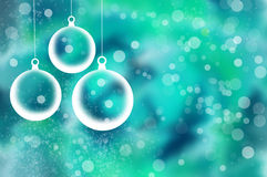 Holiday ornaments Stock Photos