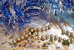 Holiday Ornaments Royalty Free Stock Photography