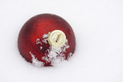 Holiday ornaments Stock Images