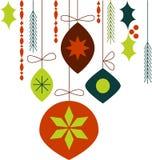 Holiday Ornaments Stock Photo