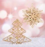 Holiday Ornaments Royalty Free Stock Photo