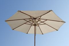 Holiday parasol Royalty Free Stock Photo