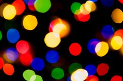 Holiday and party background Stock Photography
