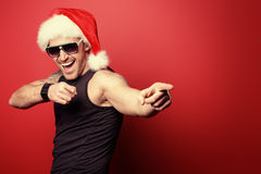 Holiday party Stock Photography