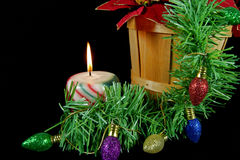 Holiday Peace Stock Photo