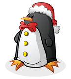 Holiday Penguin Royalty Free Stock Photo