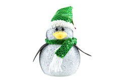 Holiday Penguin Royalty Free Stock Images