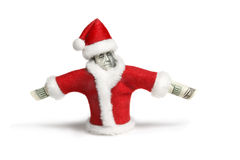 Holiday Person 3 Stock Photo