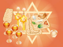 Holiday of Pesakh ( Passover) Royalty Free Stock Images