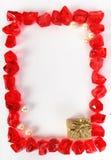 Holiday photoframe royalty free stock image