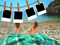 Holiday pictures Royalty Free Stock Photo