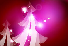 Holiday pink abstract background, winter Stock Photos
