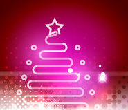 Holiday pink abstract background Royalty Free Stock Image