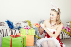 Holiday preparation Royalty Free Stock Photos