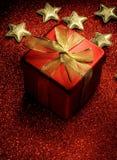 Holiday present Stock Photos