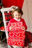 Holiday present Royalty Free Stock Photos